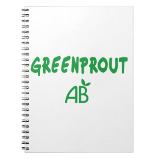 Ecological Greenprout Notebooks