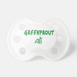Ecological Greenprout Pacifier