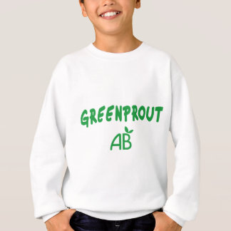 Ecological Greenprout Sweatshirt