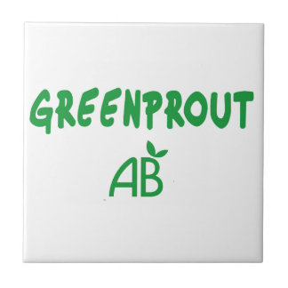 Ecological Greenprout Tile