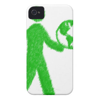 Ecological man iPhone 4 case