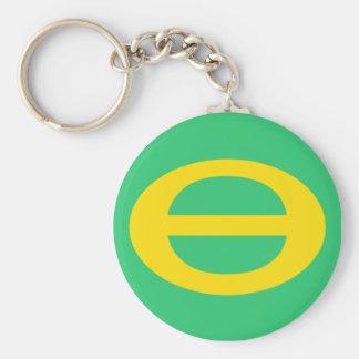 Ecology Flag Keychain