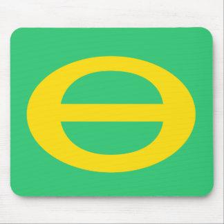 Ecology flag Mousepad