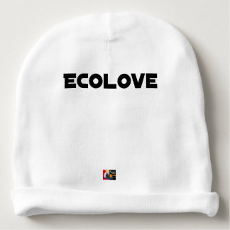 ECOLOVE - Word games - François City Baby Beanie