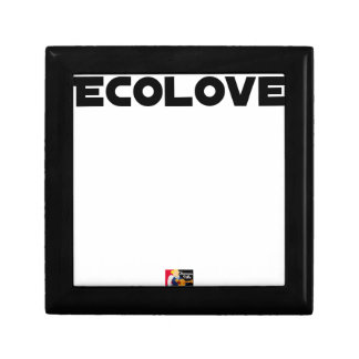 ECOLOVE - Word games - François City Gift Box