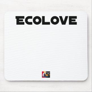ECOLOVE - Word games - François City Mouse Pad