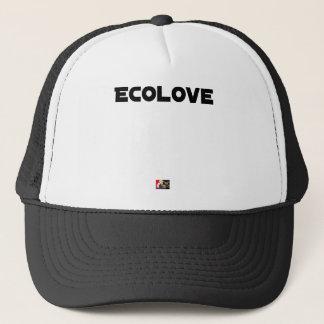 ECOLOVE - Word games - François City Trucker Hat