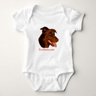 EcoMarlee Baby Bodysuit