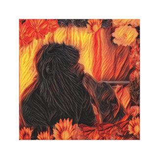 EcoMarlee Virunga Gorilla Canvas