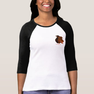 EcoMarlee Womans Raglan T-Shirt