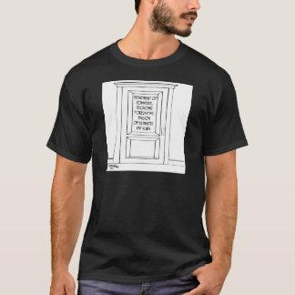 Economics Cartoon 3781 T-Shirt