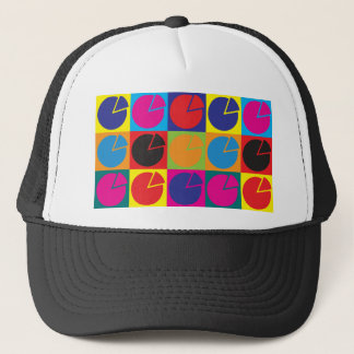 Economics Pop Art Trucker Hat