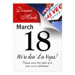 Économies de Las Vegas la page de calendrier de da