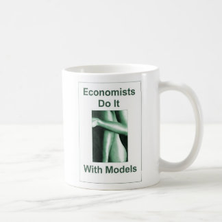 Economists Do It With Models Coffee Mug