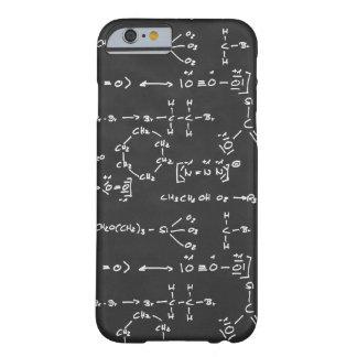 Écriture de formule chimique coque barely there iPhone 6