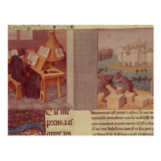 Écriture de Livy et la base de Rome Carte Postale
