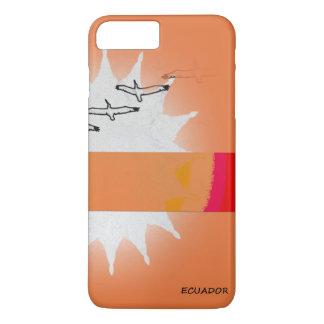 Ecuador aves iPhone 7 plus case