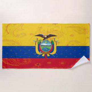 Ecuador Beach Towel