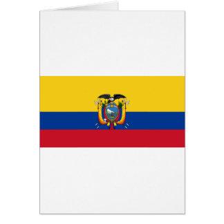 Ecuador Card