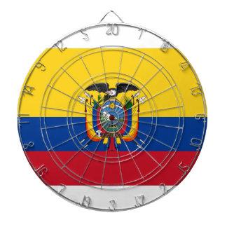 Ecuador Dartboard With Darts