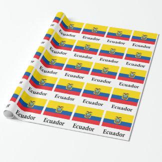 Ecuador Flag And Name