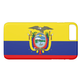 Ecuador flag Case-Mate iPhone case