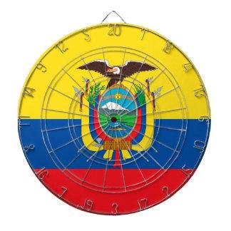 Ecuador Flag Dart Boards
