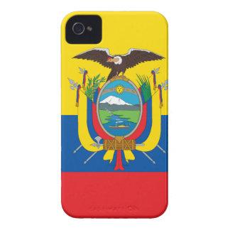 Ecuador Flag iPhone 4 Cases