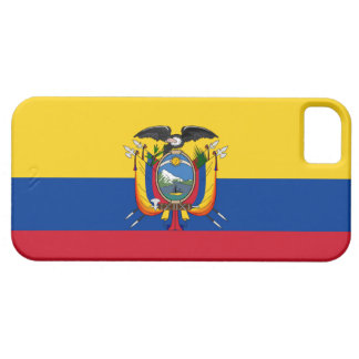 Ecuador Flag iPhone 5 Case