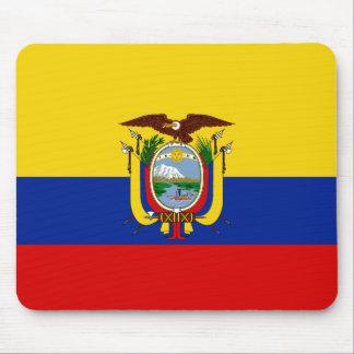 Ecuador Flag Mousepad