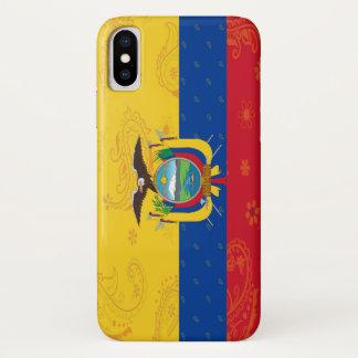Ecuador Flag Phone Case