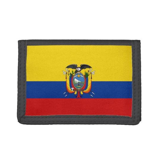 Ecuador Flag Wallet