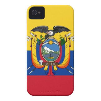 Ecuador iPhone 4 Case-Mate Cases