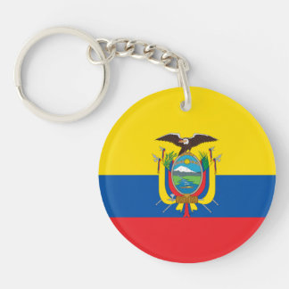 Ecuador Key Chain