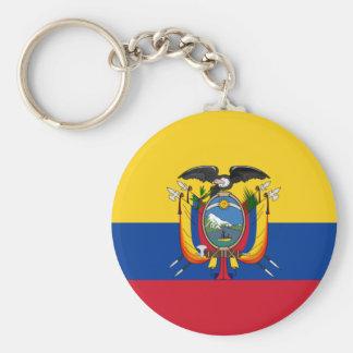 Ecuador Keychain