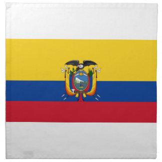 Ecuador Napkin