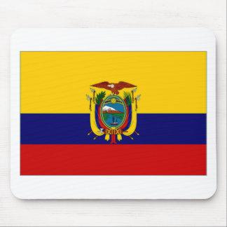 Ecuador Naval Ensign Mouse Pad