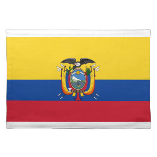 Ecuador Placemat