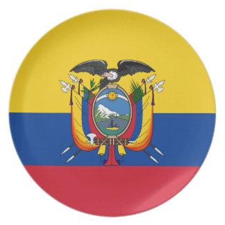 Ecuador Plate