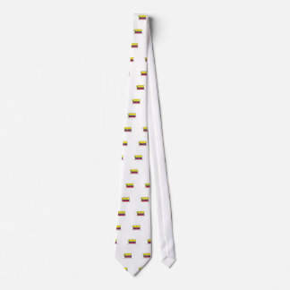 Ecuador South Mission LDS CTR Tie