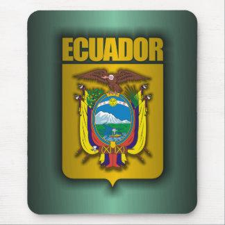 """Ecuador Steel"" Mouse Pad"