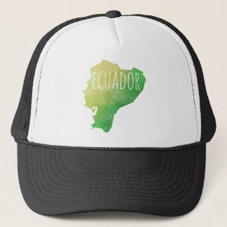 Ecuador Trucker Hat
