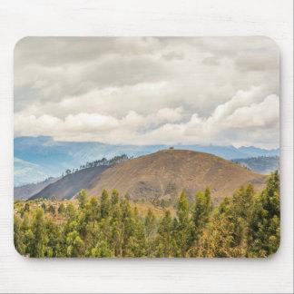 Ecuadorian Landscape at Chimborazo Province Mouse Pad