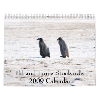 Ed and Torre Stocka... - Customized Calendars
