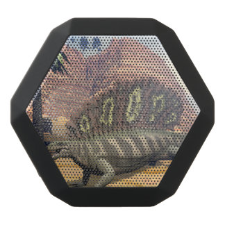 Edaphosaurus dinosaur - 3D render Black Bluetooth Speaker
