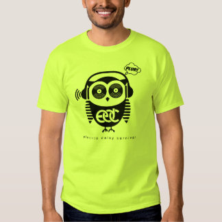 EDC Owl Unisex Tee