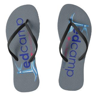 EdCamp Old Saybrook Flip Flops
