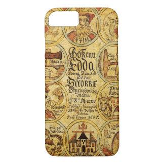 Edda Norse Mythology iPhone 7 Case