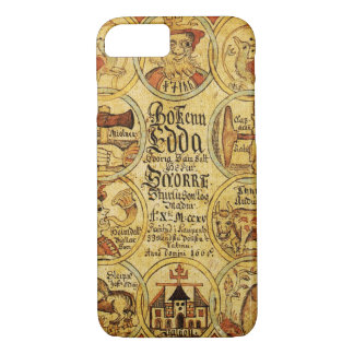 Edda Norse Mythology iPhone 8/7 Case