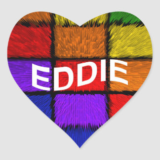 EDDIE HEART STICKER